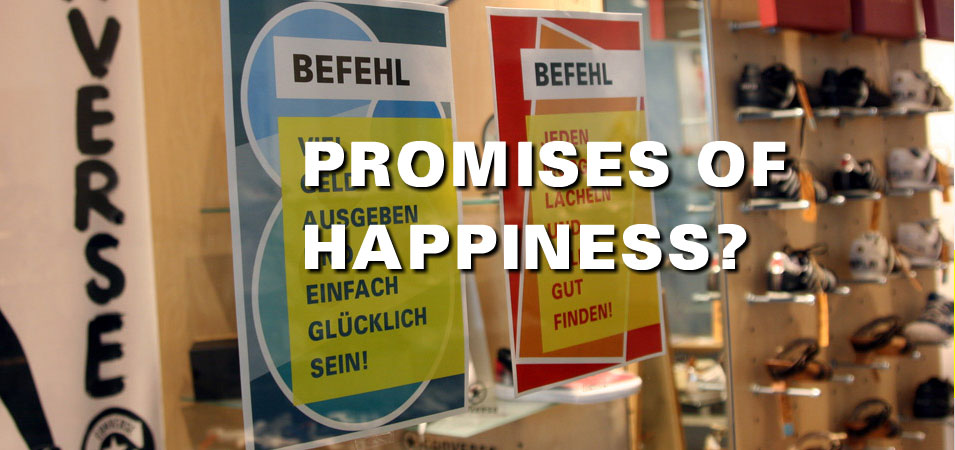 Promises of Happiness?
